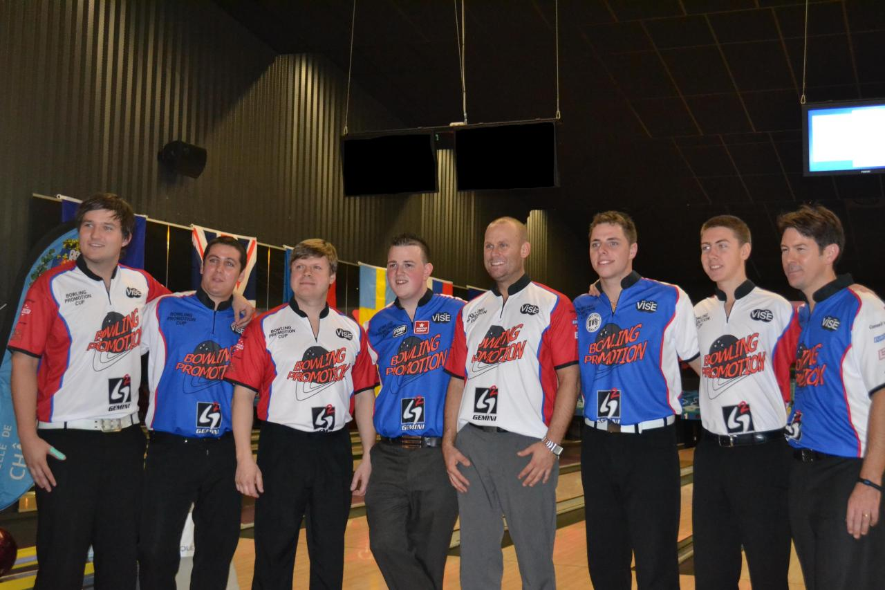 2011 QubicaAMF Bowling Promotion Cup Players