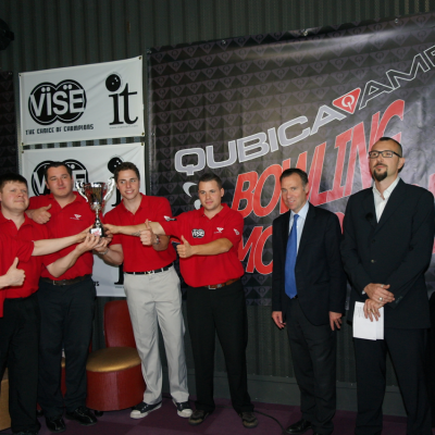 2013 Team Challenge Winners and Officials