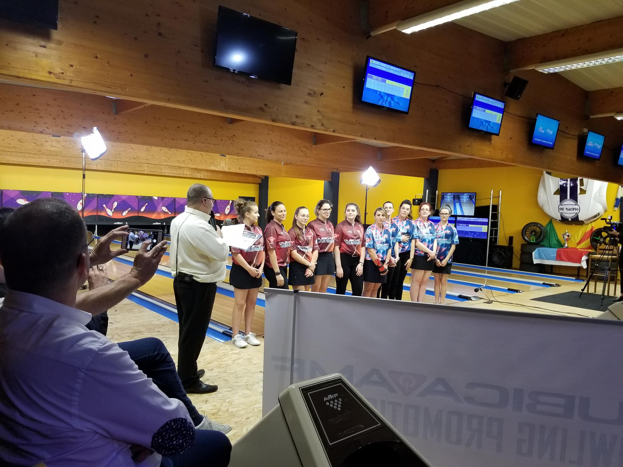 3 Team Challenge Women's Series