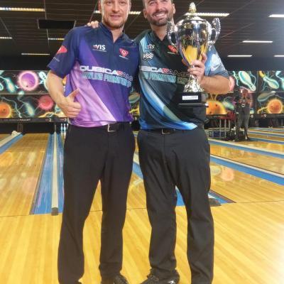 9 Vladimir Sverchkov and Winner Masters Brian Makan