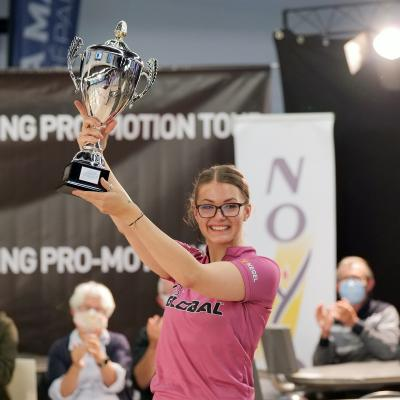2020 Winner Daria Pajak (Photo Ruel Alain)