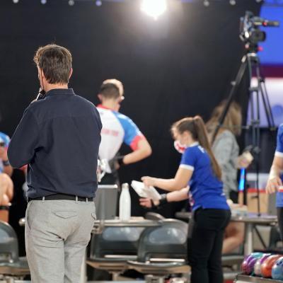 Team France Practice (Photo Ruel Alain)