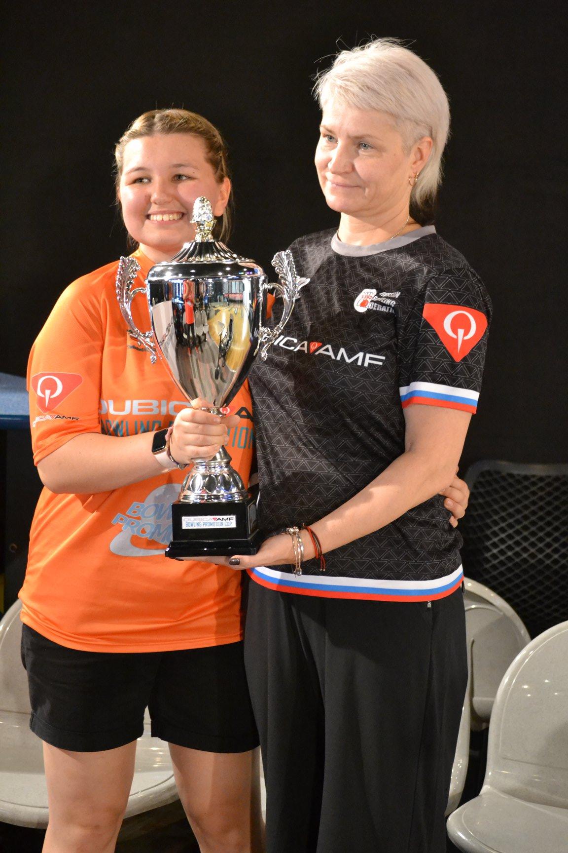 Maria & Oksana Winner 2019