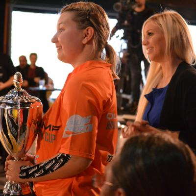 Maria with the Cup