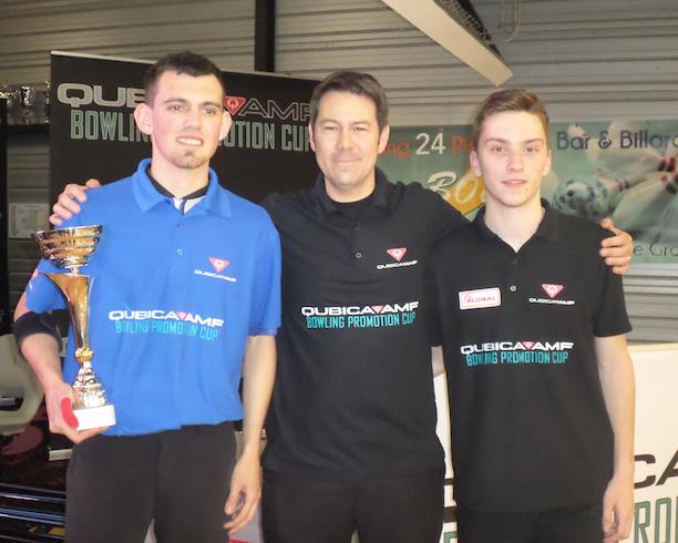 Winner Masters Men's Glen Bailey (Blue Shirt)