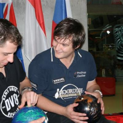 Phil and Dwayne