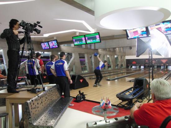 Practice TV Show Monaco Team Challenge