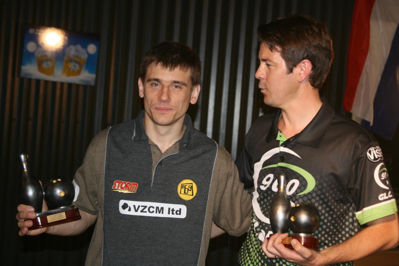 Sergey and Bruno