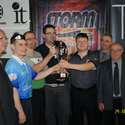 Stage 2 Winners Team (Andreev-Knopp-Quarry-Krasavkin)