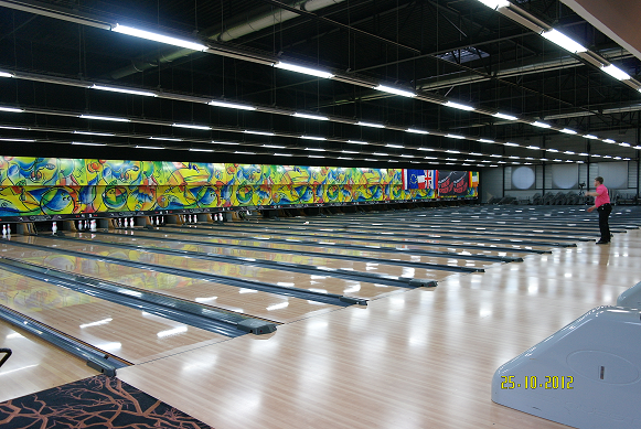 Stage 3 Cap Malo Bowling Center