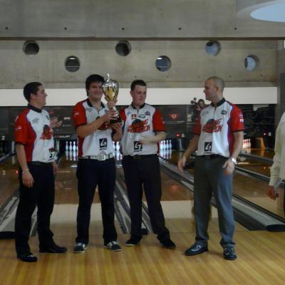 Team Red Winner Monaco Challenge