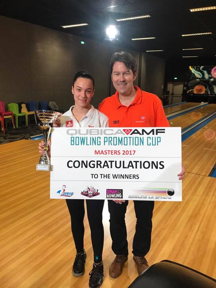 Winner Masters Wendy Bartaire
