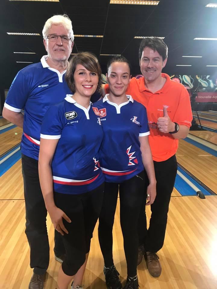 Team france winners tv test match